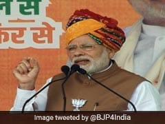 पीएम नरेंद्र मोदी का निशाना: कांग्रेस नेताओं के पास विजन होता तो पाक के हिस्से में नहीं जाता करतारपुर