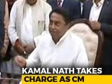 Video : Chief Minister Kamal Nath Waives Farm Loans, 2 Hours After Taking Oath