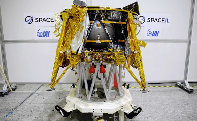 Israeli Spacecraft Gets Special Passenger Before Journey To The Moon