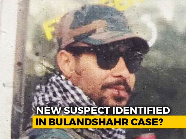 Video : Soldier Seen In Videos Key Suspect In UP Cop Killing: Sources