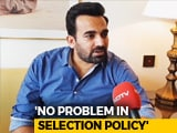 Video : Zaheer Khan Endorses Virat's On-Field Behaviour