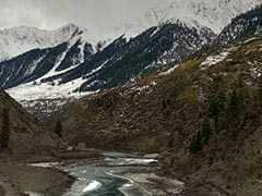 Watch: River In Himachal Pradesh Freezes In Sub-Zero Temperature