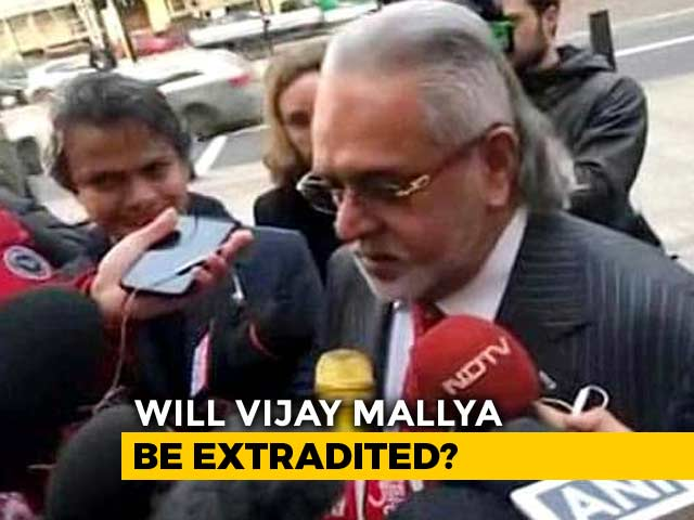Video : Vijay Mallya In UK Court For Verdict On Extradition