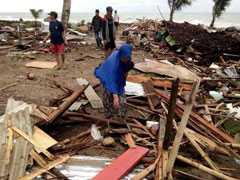 इंडोनेशिया में ज्वालामुखी फटने से आयी भयंकर सुनामी, सैंकड़ों की मौत, कई लापता