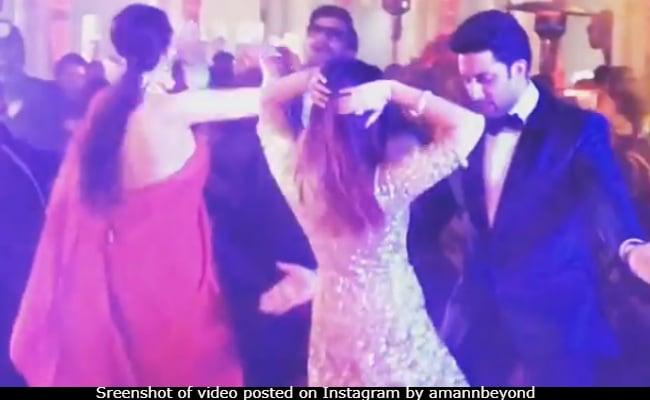 Aishwarya Rai, Abhishek Bachchan, Deepika Padukone, Ranveer Singh Burn Down The Dance Floor At Isha Ambani, Anand Piramal's Pre-Wedding Party