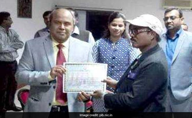 Railways Ticket Inspector Conferred Sahitya Akademi Award