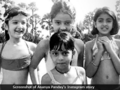 Ananya Panday's Birthday Post For 'Bro' Navya Naveli Also Features Suhana Khan And Shanaya Kapoor