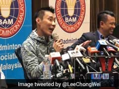 Lee Chong Wei Reveals Tears Over Cancer Diagnosis