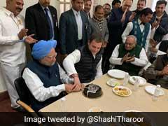 कांग्रेस ने मनाया 134वां स्थापना दिवस, राहुल ने कार्यकर्ताओं का आभार जताया