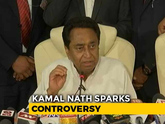 Video : Kamal Nath's Comment On UP-Bihar Migrants And Jobs Upsets Akhilesh Yadav