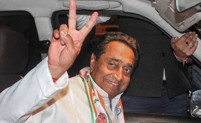 Ahead Of Swearing-In, Kamal Nath Lists Out Priorities As Chief Minister