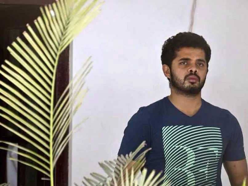 A fire broke out at former India pacer S Sreesanth
