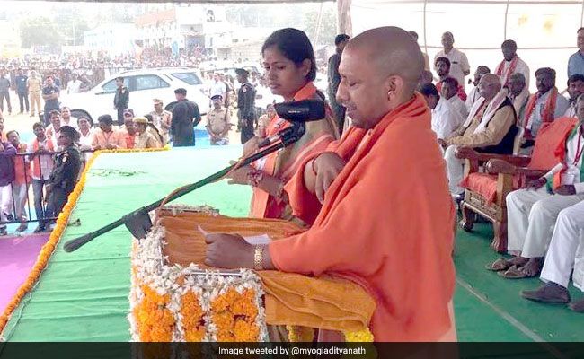 'Karimnagar Will Be Renamed To...': Yogi Adityanath Promises In Telangana