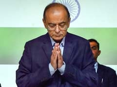 """Jobs Dipping Amid 7.5% Growth?"": Arun Jaitley Junks ""Unverified"" Report"
