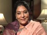 Video : Congress' Renuka Chowdhury Discusses Congress Failure In Telangana