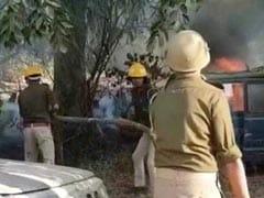 बुलंदशहर में गोहत्या के मामले में 3 गिरफ्तार, हिंसा का मुख्य आरोपी अब भी फरार