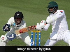 3rd Test: Azhar Ali, Asad Shafiq Help Pakistan Dominate New Zealand