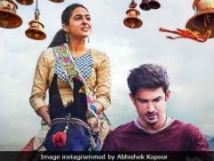 Today's Big Release: Sara Ali Khan And Sushant Singh's <i>Kedarnath</i>
