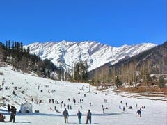 Cold Wave In Himachal, Spiti Records Lowest At Minus 8.6 Degrees