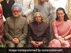 The Accidental Prime Minister को देख कन्फ्यूज हुईं अनुपम खेर की मॉम, बोलीं- बिट्टू तो पागल है...Video