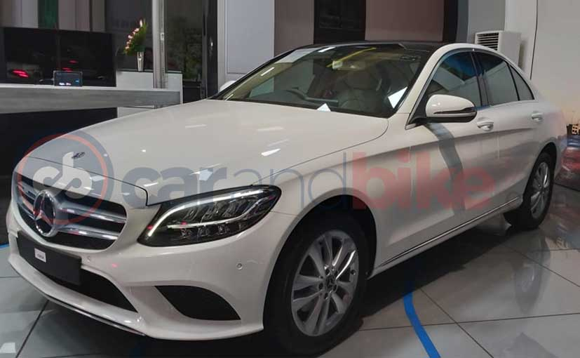 The facelifted Mercedes-Benz C-Class petrol is powered by a 1.5-litre petrol engine with EQ Boost