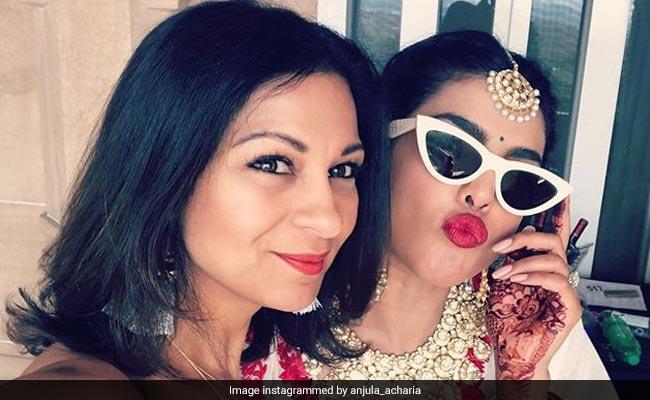 Seen This New Pic Of Priyanka Chopra From The Wedding Festivities Yet?