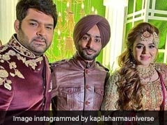 Inside Kapil Sharma And Ginni Chatrath's Wedding Reception In Amritsar