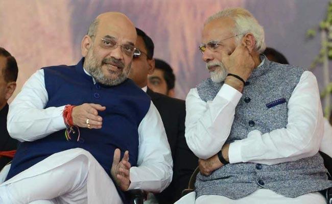 PM Modi, Amit Shah To Address BJP 'Kisan Morcha', In UP's Gorakhpur