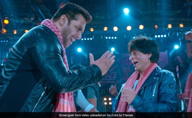 Zero ISSAQBAAZI Song: सलमान खान ने गले में 'गमछा' डालकर शाहरुख खान संग यूं लगाए ठुमके, देखें ये Video सॉन्ग