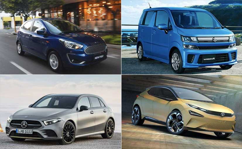 There are a handful of launches lined-up in 2019 in the hatchback segment.