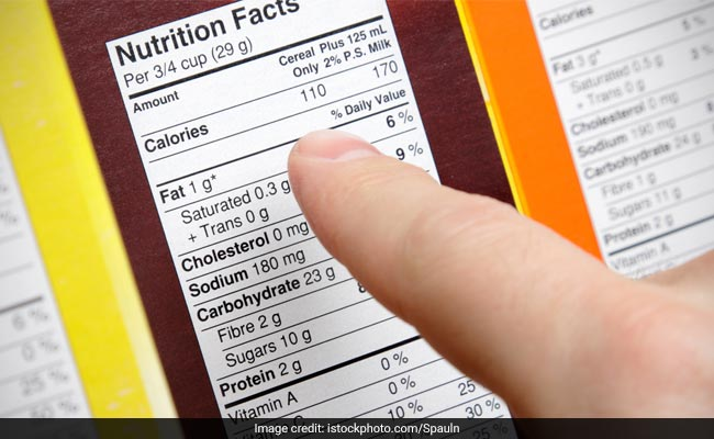 Here's Why You Should Read Nutritional Labels