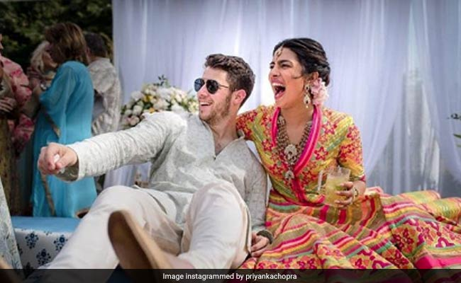 Priyanka Chopra, Nick Jonas wedding gets The Simpsons treatment