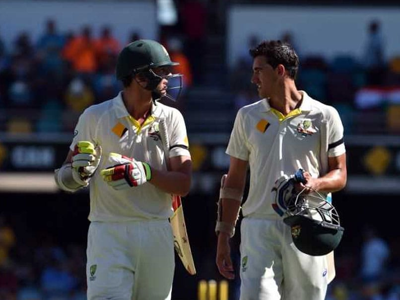 Tailenders Take A Lot Of Pride In Scoring Runs, Says Mitchell Starc