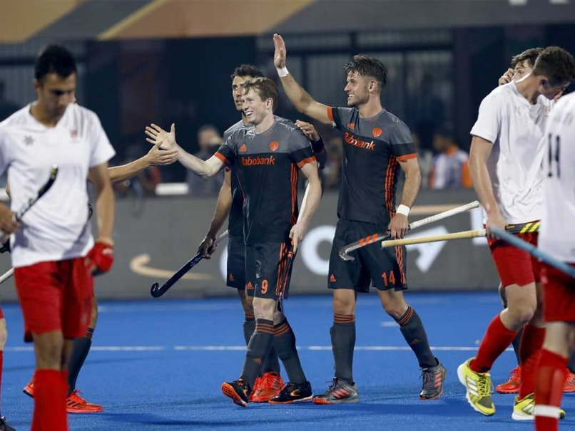 Hockey World Cup 2018: Netherlands, Belgium Win Cross-Over Matches To Enter Quarter-Finals