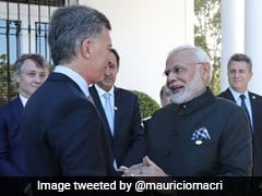 PM Modi, Argentinian President Discuss Ways To Strengthen Bilateral Ties