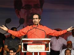 """BJP Got Majority In Polls For Construction Of Ram Temple"": Shiv Sena"