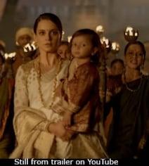 'Manikarnika' Trailer: Kangana Transforms From Widow To Warrior Queen