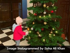Christmas 2018: From Inaaya To Viaan Raj Kundra, Here's How Little Ones Are Celebrating