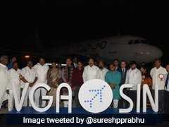 With First Flight To Singapore, Vijayawada Enters Global Aviation Map