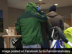 Burglar Waited In Bank Queue Wearing Mask, Gloves. Nobody Questioned Him Because...