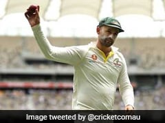 """Massive Honour"": Nathan Lyon Basks In Sachin Tendulkar"