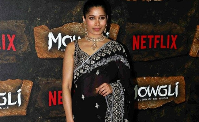 Mowgli: Freida Pinto Reveals Why She Called And Asked For A Role In The Netflix Film