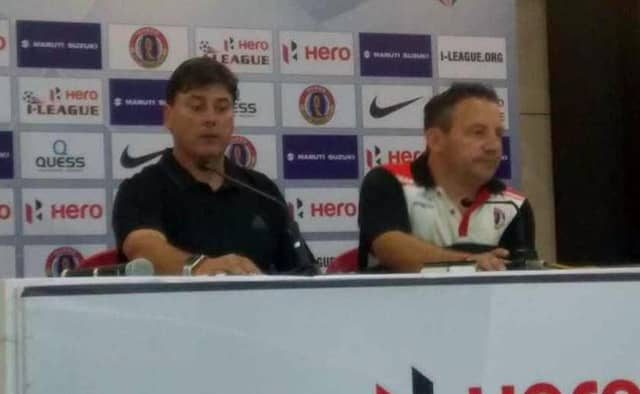 This win will help us in I League this year, says East Bengal Coach Alejandro Menendez Garcia