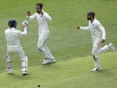 IND vs AUS, 2nd Test, Day 2: भारत की खराब शुरुआत, मुरली विजय खाता भी नहीं खोल सके