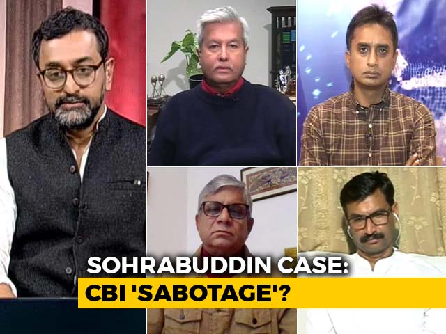 Video : Truth vs Hype: Collapse Of The Sohrabuddin Case