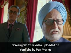 <I>The Accidental Prime Minister</I> Trailer: Anupam Kher And Akshaye Khanna Make A Statement In This Political Drama