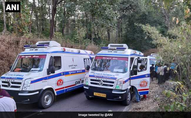 Gujarat Dang District: 5 Killed After Bus With 50 Students