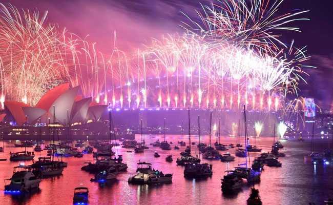 ऑस्ट्रेलिया में न्यू ईयर जश्न में हुई बड़ी चूक, लोगों ने उड़ाया मजाक, दुनियाभर में उड़ी खिल्ली