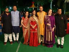 "Isha Ambani Begins Pre-Wedding Celebrations With <i>""Anna Seva""</i> In Udaipur"