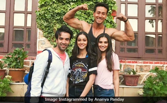 Ananya Panday Sums Up The Experience Of Filming Student Of The Year 2 In A Post